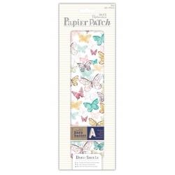 Deco Sheets (3pcs) - Papier Patch, Butterflies (PMA 169301)