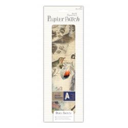 Deco Sheets (3pcs) - Papier Patch, Vintage Birds (PMA 169310)