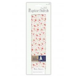 Deco Sheets (3pcs) - Papier Patch, Red Ditsy (PMA 169304)