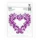 Dies (1pc) - Filigree Heart Frame (XCU 503431)