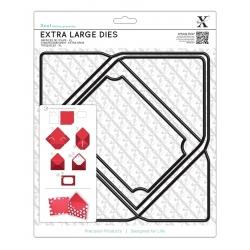 Extra Large Dies (3pcs) - Envelope (XCU 503211)