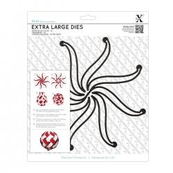 Extra Large Dies (1pcs) - Christmas Decoration (XCU 503918)