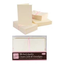 Anita's Cards/Envelopes - A6 Cream (ANT 1511021)