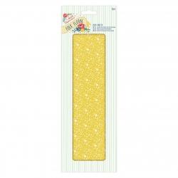 Deco Sheets (3pcs) - Folk Floral, Yellow Floral (PMA 169211)