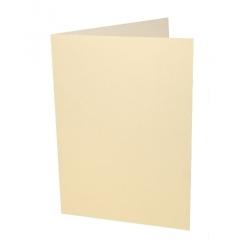 Card Blanks - Linen Cream A6 (25pk)
