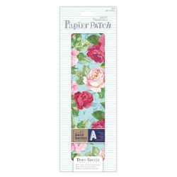 Deco Sheets (3pcs) - Papier Patch, Blooms (PMA 169302)