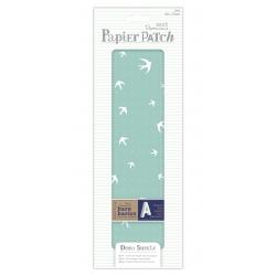 Deco Sheets (3pcs) - Papier Patch, Swallows (PMA 169325)