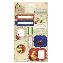 A5 Die-cut Tags & Toppers - Letter to Santa (PMA 157919)