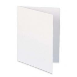 Card Blanks - Linen White A6