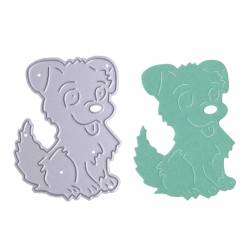 Printable Heaven die - Dog (1pc)