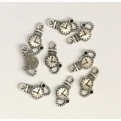 Metal Charms - Pocket-watch (12)