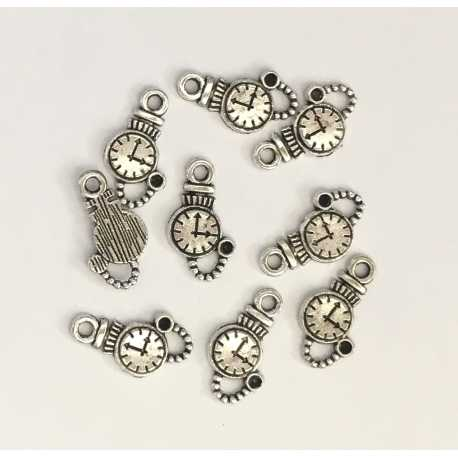 Metal Charms - Pocket-watch (12)