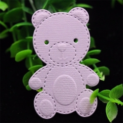 Printable Heaven die - Teddy (1pc)