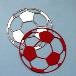 Printable Heaven die - Football (1pc)