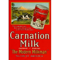 Download - Postcard - Carnation Milk
