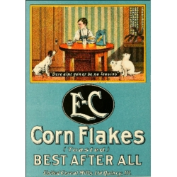 Download - Postcard - Cornflakes