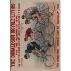 Download - Postcard - Donaldons Bicycle Lithos