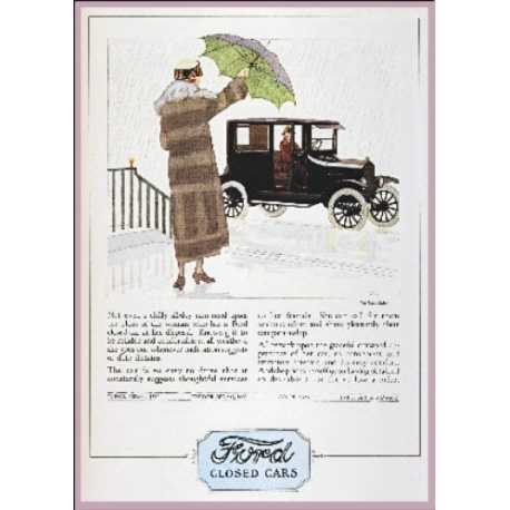 Download - Postcard - Ford