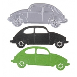 Printable Heaven die - Beatle car (1pc)