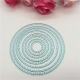 Printable Heaven dies - Nesting Circles (8pcs)