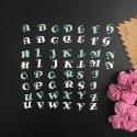 Printable Heaven dies - Individual Alphabet (26pcs)