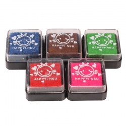 Mini Ink Pads (5 colours)