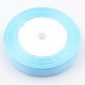 6mm Satin Ribbon - Pale Blue (25 yards)