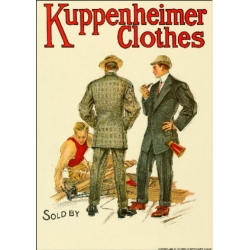 Download - Postcard - Kuppenheimer Clothes