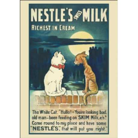 Download - Postcard - Nestles Milk