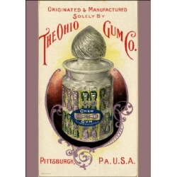 Download - Postcard - Ohio Gum Company