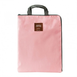 Bonheur Constant A4 Tote - Pink