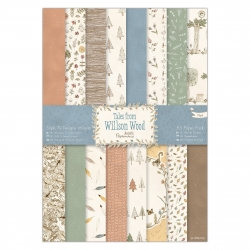 A5 Paper Pack (32pk) - Tales from Willson Wood (PMA 160325)