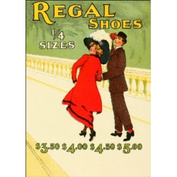 Download - Postcard - Regal Shoes