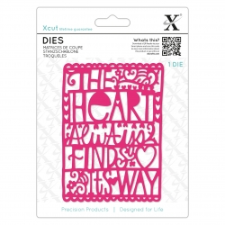 Dies (1pc) - Heart Finds Its Way (XCU 504077)