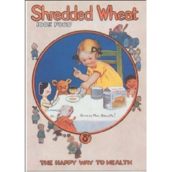 Download - Postcard - Shredded Wheat