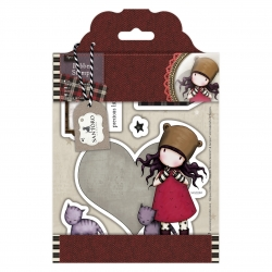 Rubber Stamps - Gorjuss, Purrrrfect Love (GOR 907120)