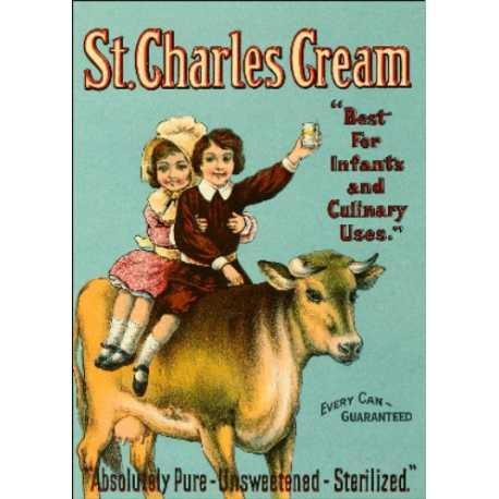 Download - Postcard - St Charles Cream