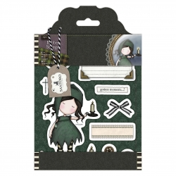 Rubber Stamps - Gorjuss, Nightlight (GOR 907119)