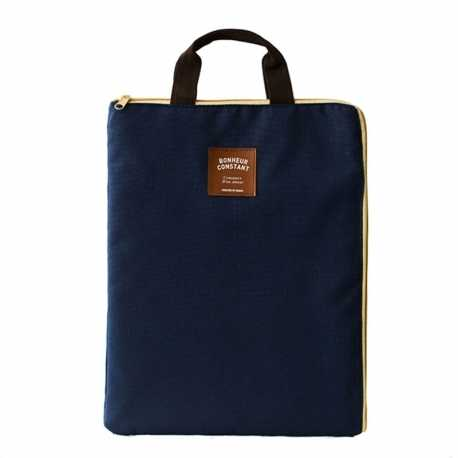 A4 Tote - Navy