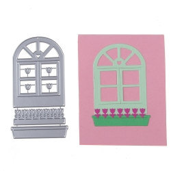 Printable Heaven dies - Cottage window