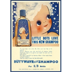 Download - Postcard - Butywave Shampoo