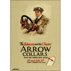 Download - A4 Print - Arrow Collars