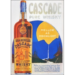 Download - A4 Print - Cascade Whiskey