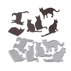 Printable Heaven die - Assorted Cat Set (1pc)