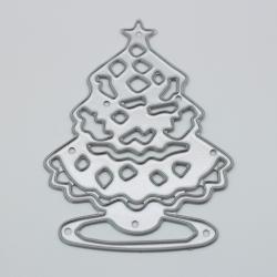 Printable Heaven die - Small Christmas Tree (1pc)