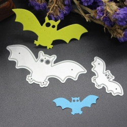 Printable Heaven dies - Bats (2pcs)