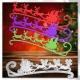 Printable Heaven die - Santa with Sleigh (1pc)