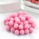 10mm Pom-poms (100 pack) - Pink