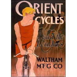 Download - A4 Print - Orient Cycles