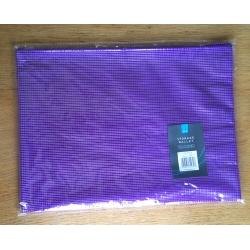A4 Storage Wallet, Purple (U-80930)
